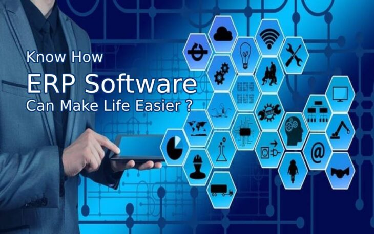 know how erp sofware can make life easier